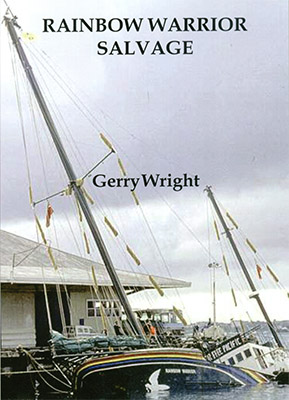 Rainbow Warrior Salvage by Gerry Wright