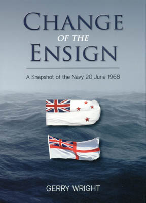 Change of the Ensign