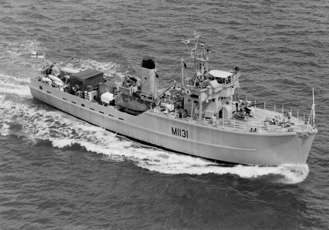HMNZS Hickleton